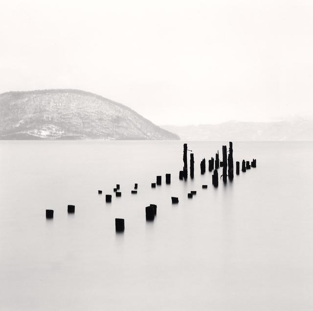 , 'Old Pier Posts, Toya Lake, Hokkaido, Japan,' 2004, Patricia Conde Galería