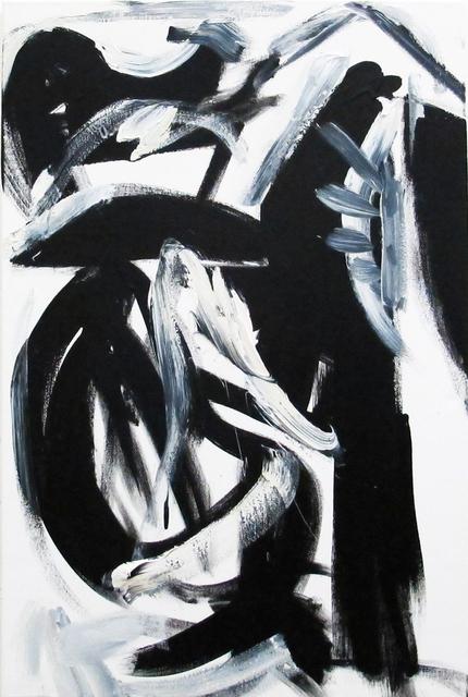 , 'Fats Newman,' 2012, Liverpool Street Gallery