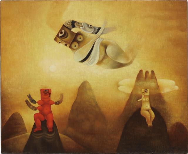 Tilsa Tsuchiya, 'Canto de paz', 1977, Phillips