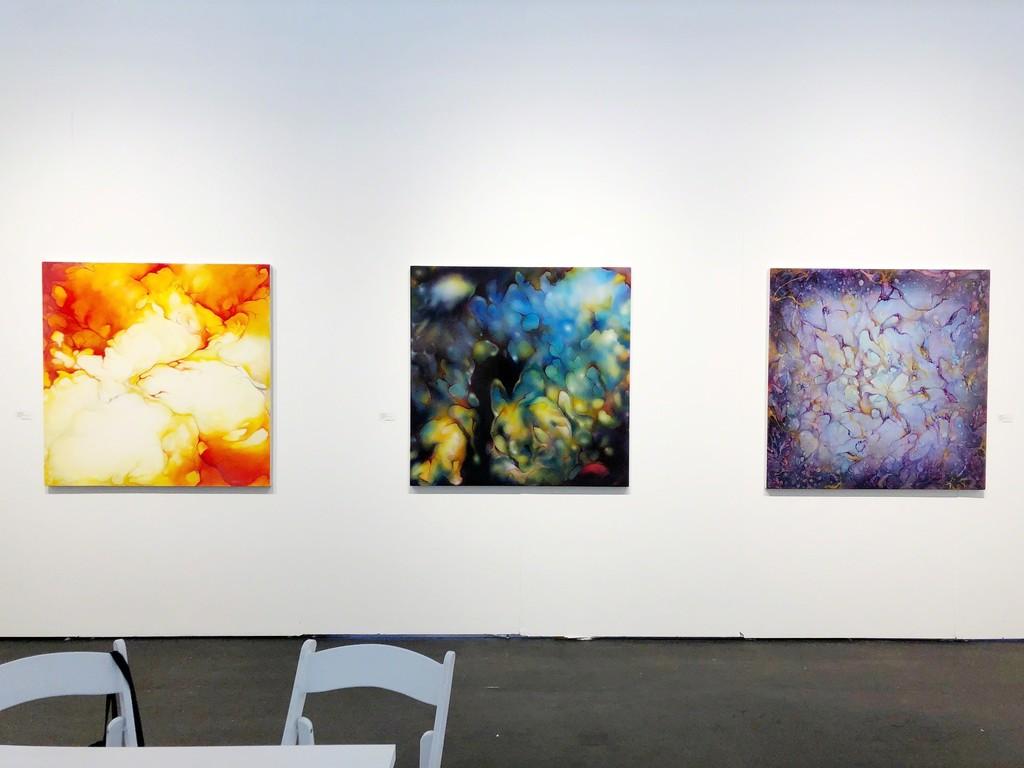 George Lawson Gallery at Art Market San Francisco 2019