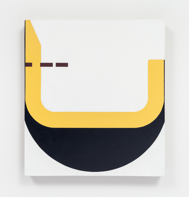 , 'Through the Curve of Binding Energy ,' 2015, Rhona Hoffman Gallery