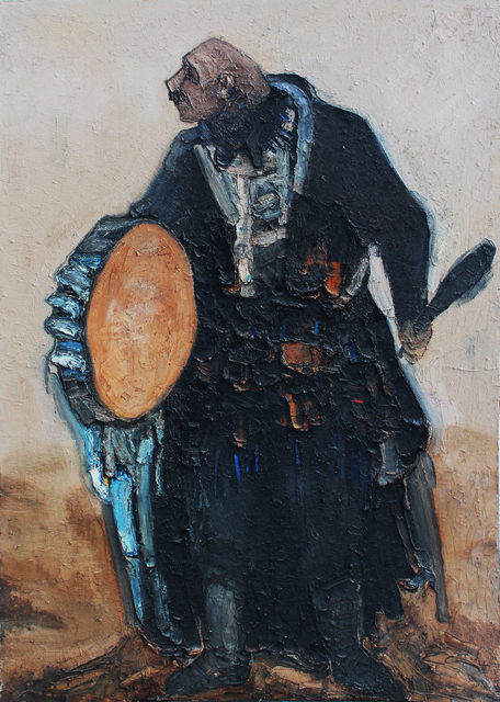 Ramazan Can, 'Black Shaman II - Kara Şaman II', 2012, Anna Laudel
