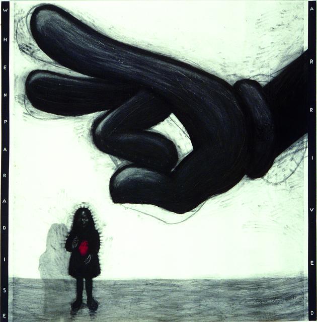 Enrique Chagoya, 'When Paradise Arrived', 1988, di Rosa