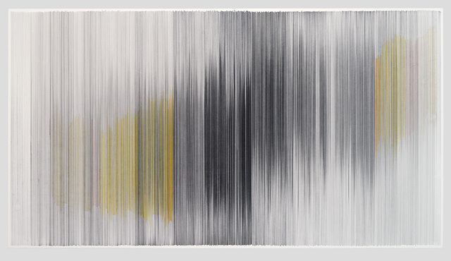 , 'motion drawing 33,' 2014, Carrie Secrist Gallery