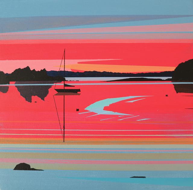 , 'Red Morning,' , Dowling Walsh