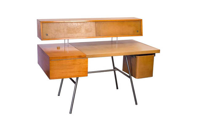 , 'Home Office Desk,' ca. 1950, Open Air Modern