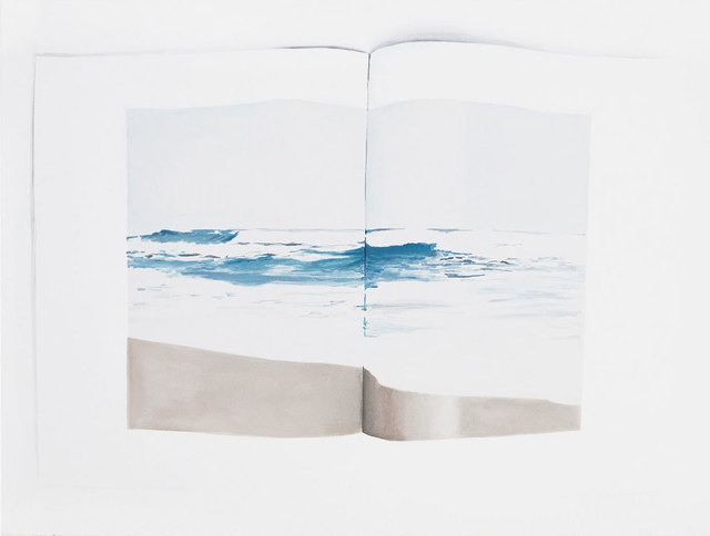, 'Book of the Sea ,' 2013, TWFINEART