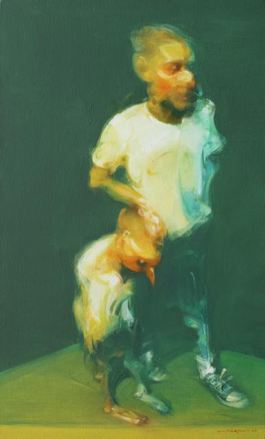 , 'Man, Birdchild and The Sunlight,' 2016, de Sarthe Gallery