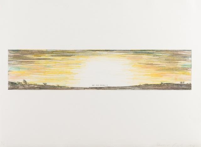 Ed Ruscha, 'Kay-Eye-Double-S (Walker Art Centre 103)', 1978, Forum Auctions