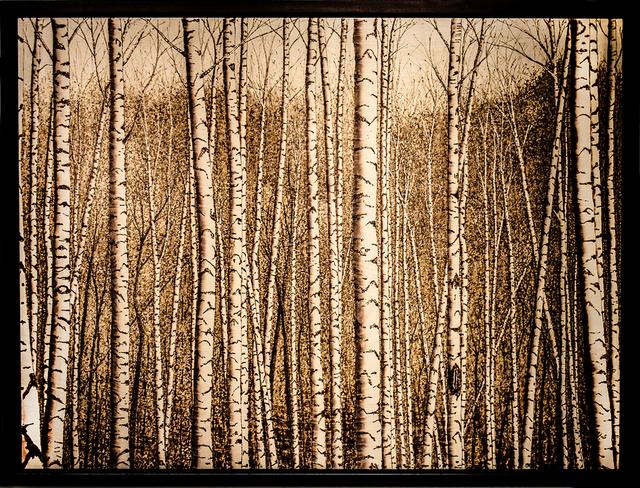 Paul Chojnowski, 'Mountain Birches', 2018, Carrie Haddad Gallery