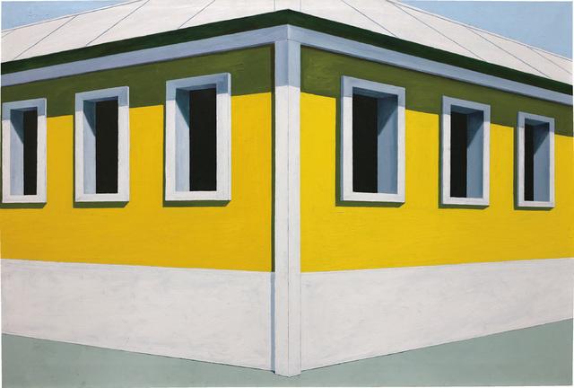 Emilio Sanchez, 'Yellow House', 1965, Phillips