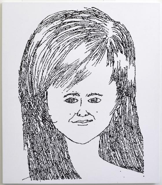 , 'Rod Stewart,' 2015, Johannes Vogt Gallery