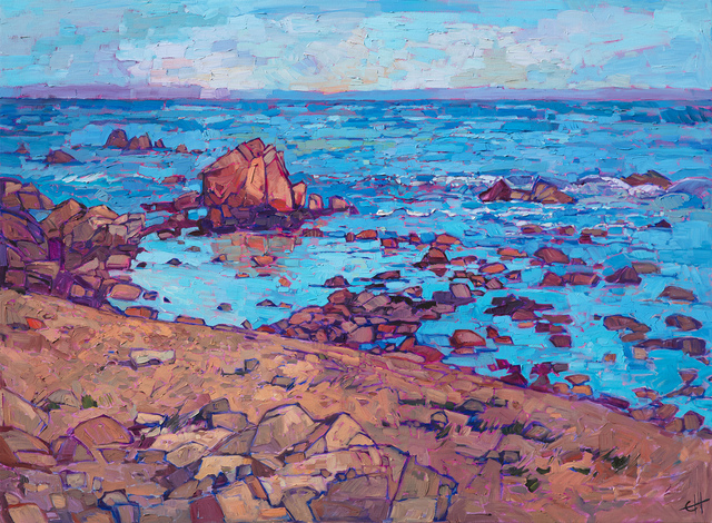 , 'Monterey Sands,' 2017, The Erin Hanson Gallery