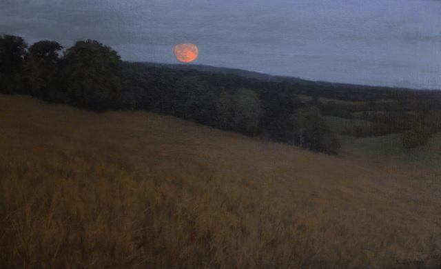 , 'Harvest Moon,' 2015, Grenning Gallery