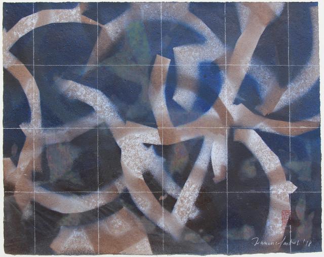 , 'Azar II,' 2018, Galería Quetzalli