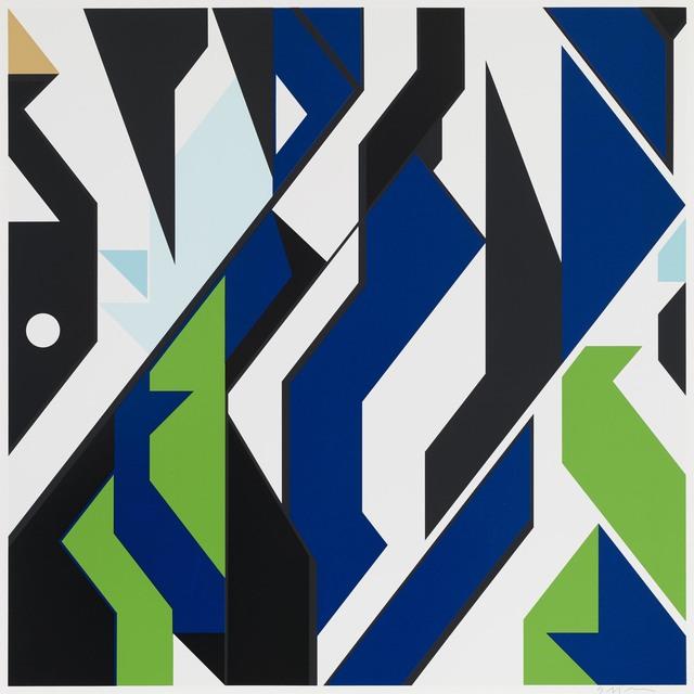 , 'National Exhitibion Center,' 2018, Galería La Caja Negra