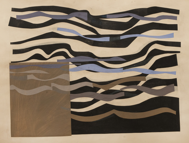 , 'Slow Waves,' 1965-1975, Peyton Wright Gallery