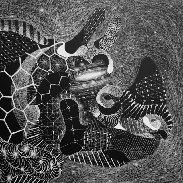 , 'Sans titre (Rhinocéros),' 2014, galerie du jour agnès b.