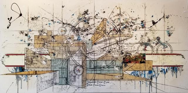 Étienne Gélinas, 'Composition 508', 2019, Thompson Landry Gallery