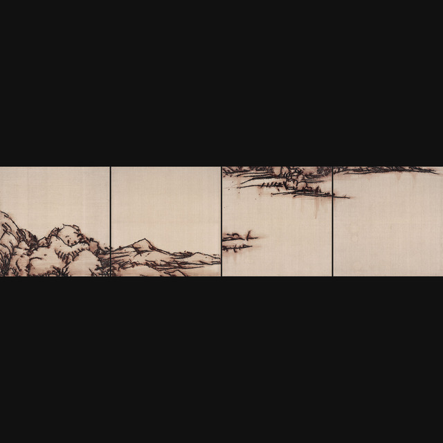 , 'A Hundred Miles of Hu Mountains (Quadriptych)  湖山一百里 四屏,' 2012, Longmen Art Projects