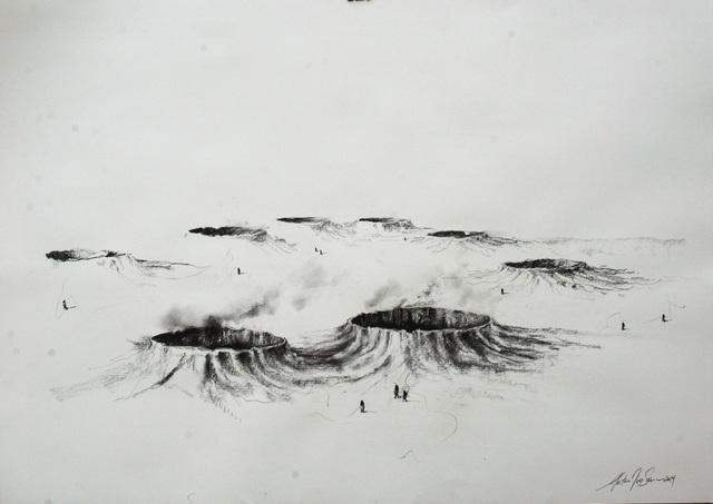 , 'Apoteosis de la humanidad III,' 2014, Victor Lope Arte Contemporaneo