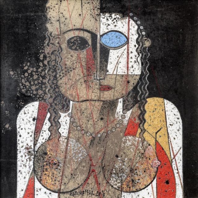 , 'La chanteuse Ornina,' 2016, L'Atelier 21