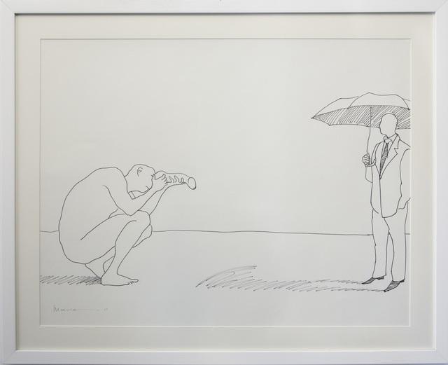 Gemuce Hilario, 'The Artist', 2011, Museum of African Design (MOAD)