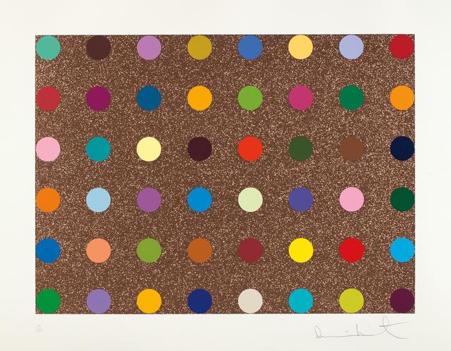 Damien Hirst, 'Proctolin', 2008, Phillips