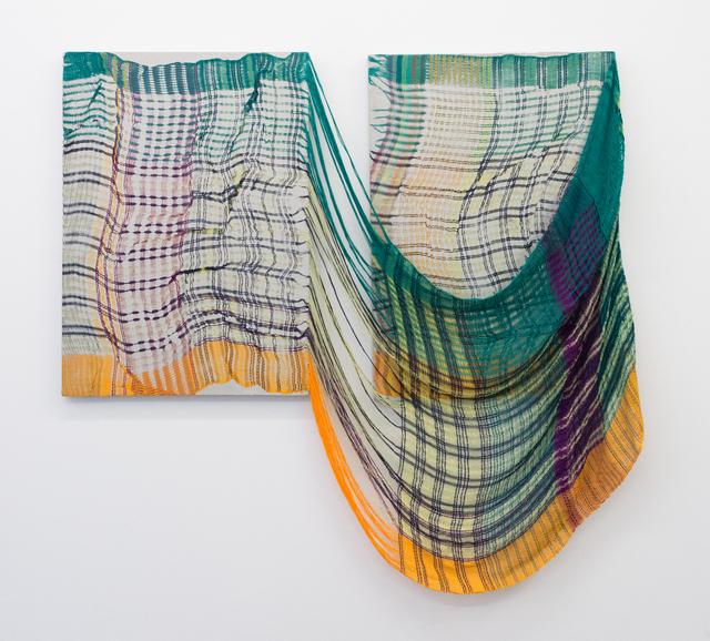 , 'Plunge,' 2019, Morgan Lehman Gallery