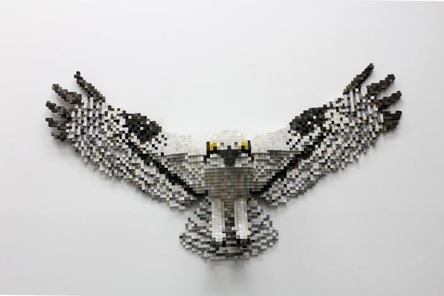 , 'Osprey,' 2015, Mark Hachem Gallery
