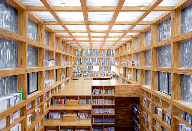 , 'Li Yuan Library III,' 2014, Matthew Liu Fine Arts