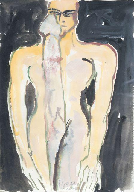 , 'Sparglzeit,' 2001, Galerie Kornfeld