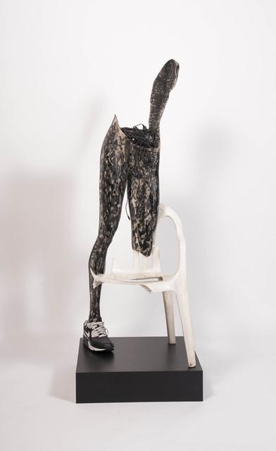 , 'Pubis,' 2017, Galerie Jocelyn Wolff