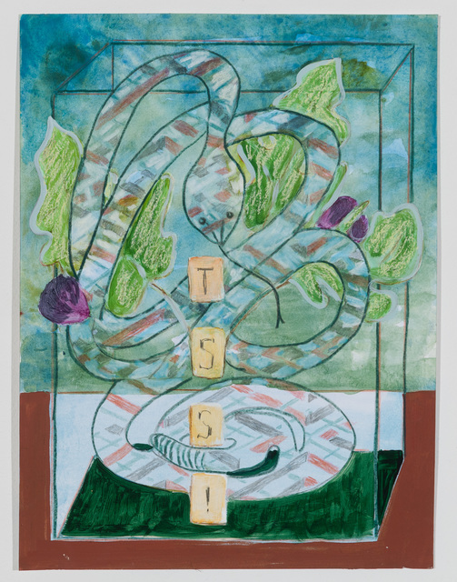 Angelina Gualdoni, 'In a Pompeiian Garden', 2018, Artadia 20th Anniversary UNRESTRICTED: Benefit Auction 2019