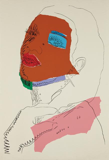 Andy Warhol, 'Ladies and Gentlemen', 1975, Phillips
