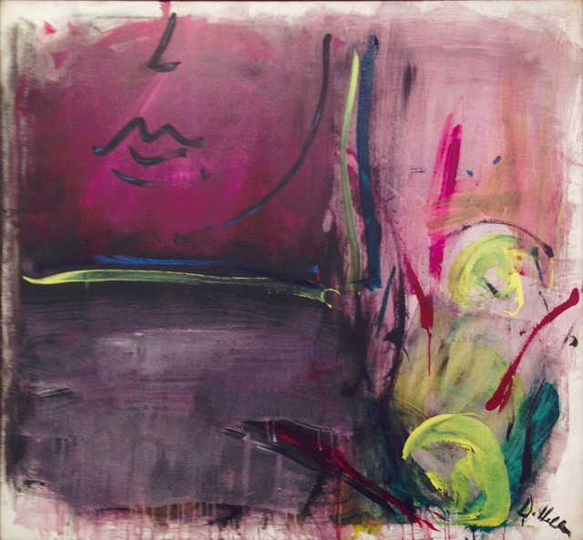 , 'Mask of Spring II,' , Walter Wickiser Gallery