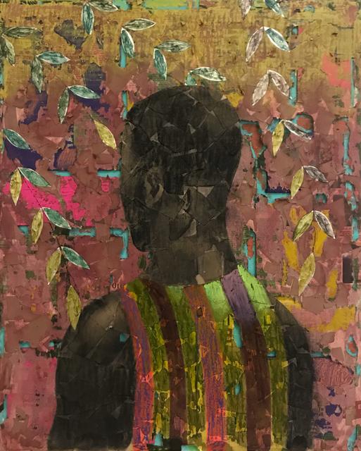 , 'No. 34,' 2018, Nina Johnson