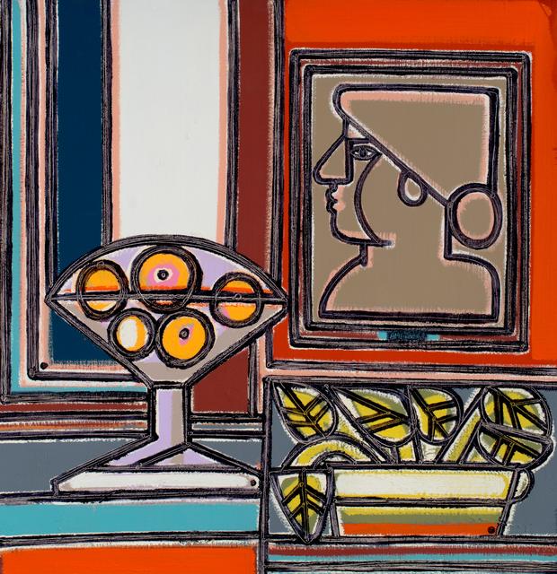 America Martin, 'Portrait By The Window',  , JoAnne Artman Gallery