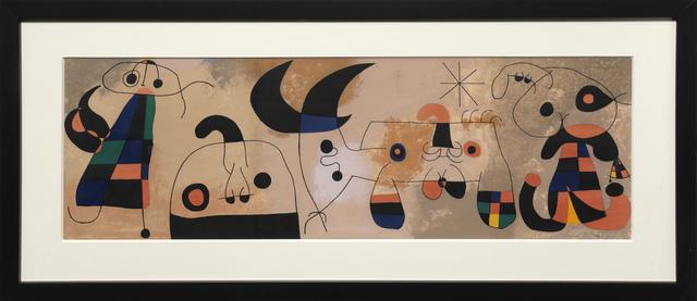 Joan Miró, 'Untitled from Derrière le Miroir ', ca. 1960, RoGallery
