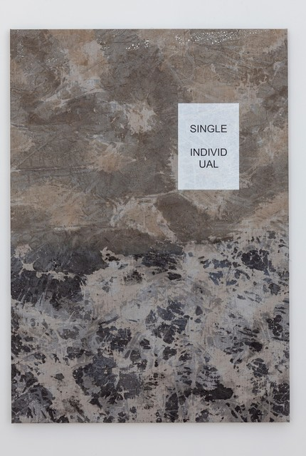 , 'Single Individual,' 2019, MLF | MARIE-LAURE FLEISCH