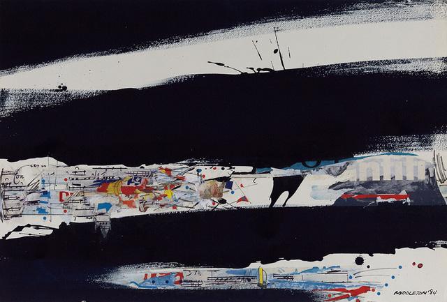 , 'Nocturnal Beat,' 1984, Spanierman Modern