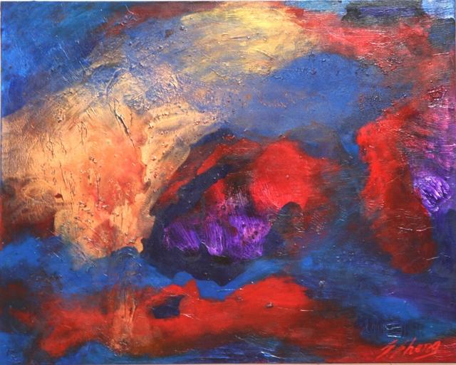 , 'Blue Memories of Venice,' 2005, Contemporary by Angela Li