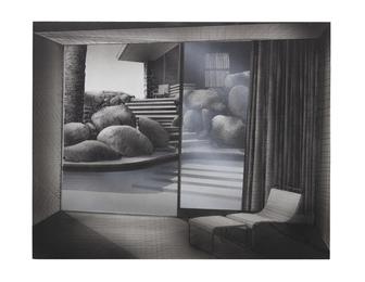 Interior (Pool House)