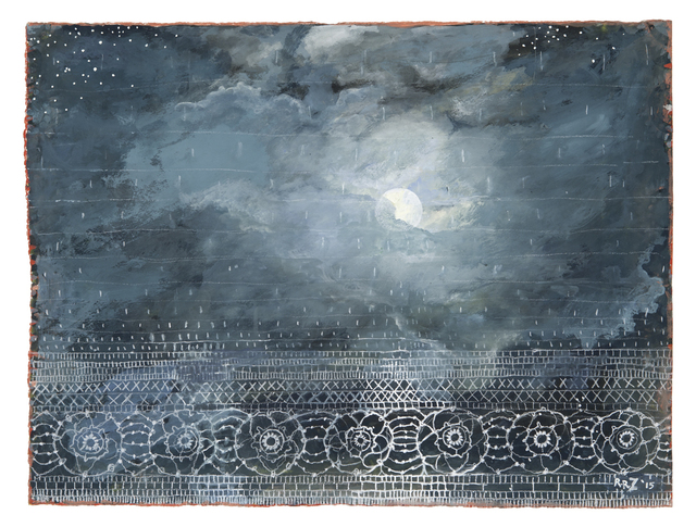 , 'The Royal Moon,' 2015, Nancy Hoffman Gallery