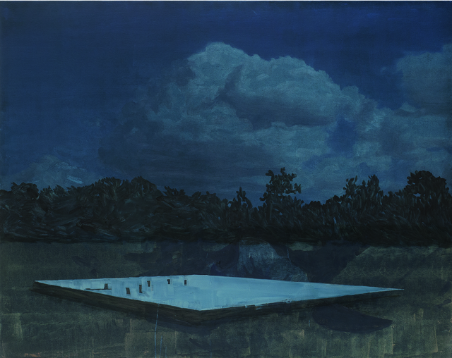 , 'Untitled,' 2017, La Forest Divonne