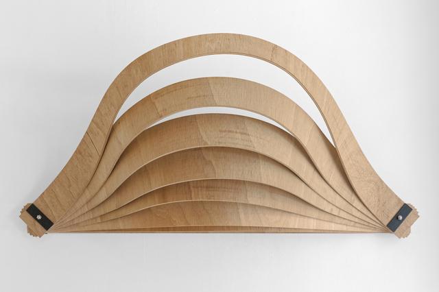 , 'Sculpture portée n°9,' 2015, Espace Meyer Zafra