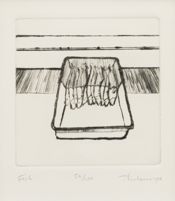 , 'Fish,' 1964, Susan Sheehan Gallery