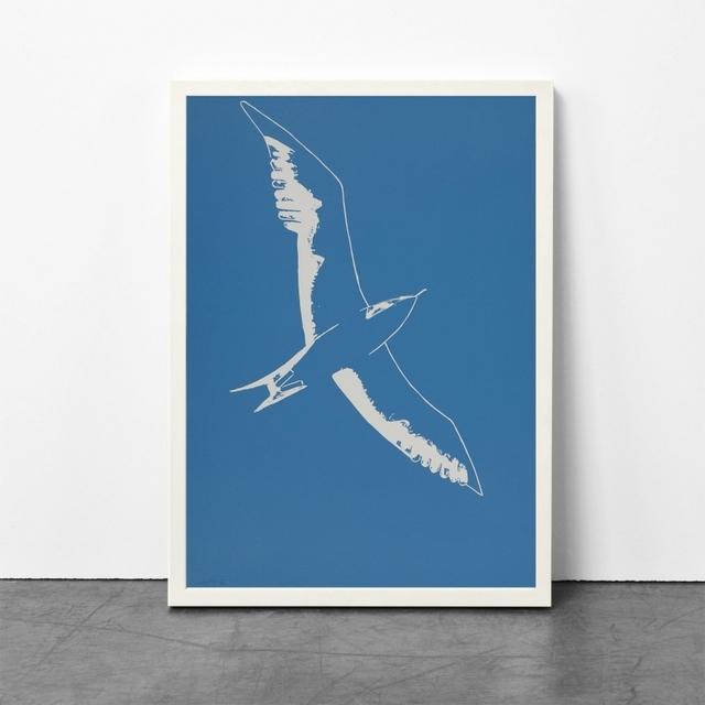Alex Katz, 'Seagull', 2010, Weng Contemporary