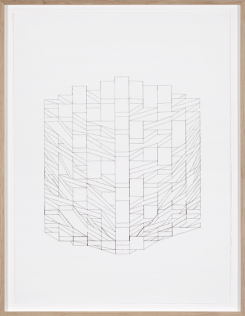 , 'Dessin #4,' 2016, Galerie Laurence Bernard