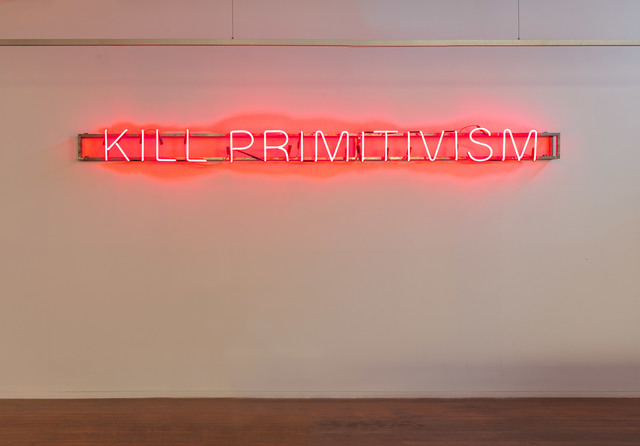 , 'KILL PRIMITIVISM,' 2017, Roslyn Oxley9 Gallery